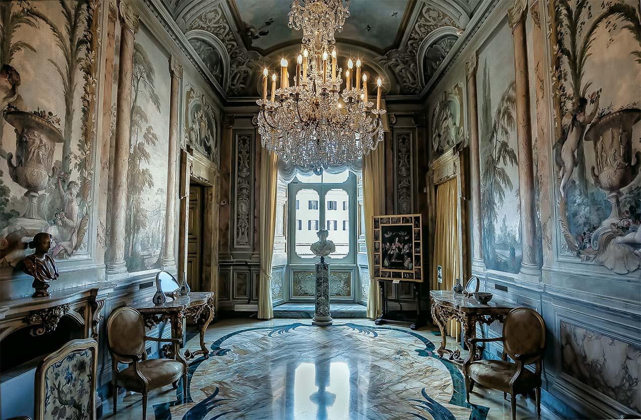 Giuseppe Sapori - The lighting room