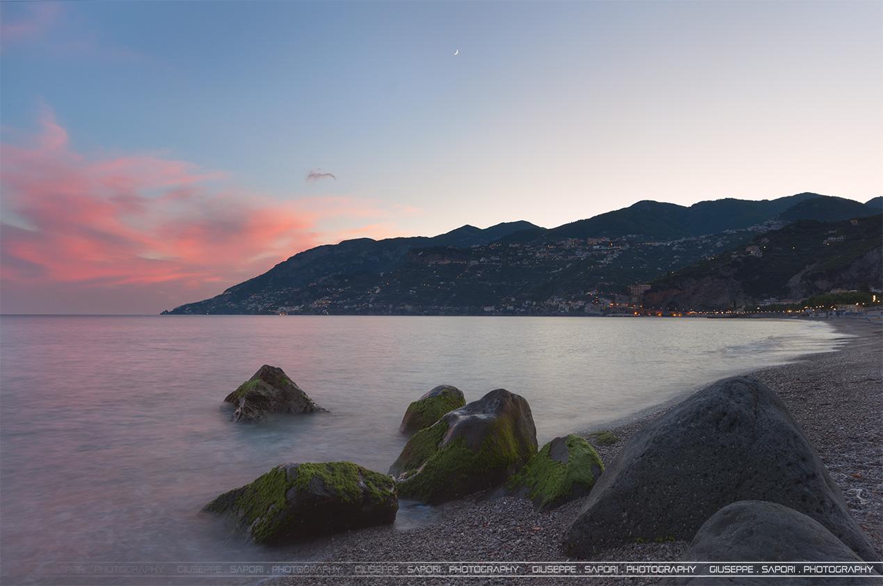 Giuseppe Sapori - The ending Tide