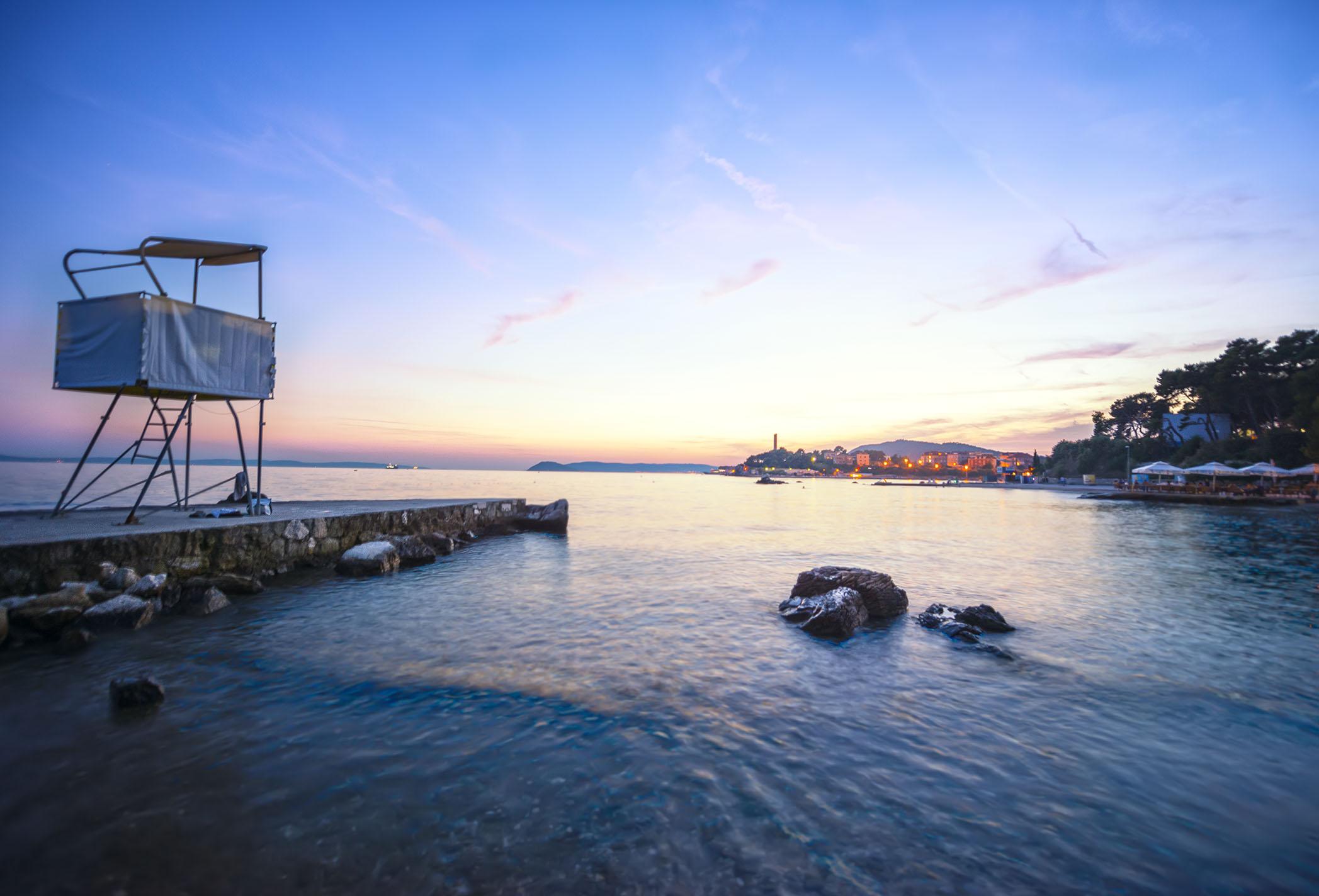 Giuseppe Sapori - Sunset Watchpost