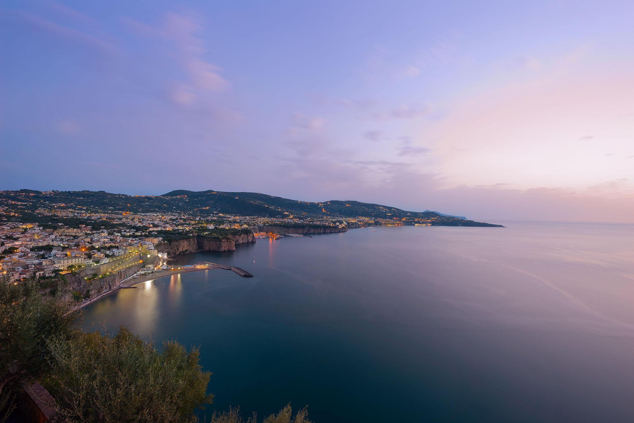 Giuseppe Sapori - Coastal Prism