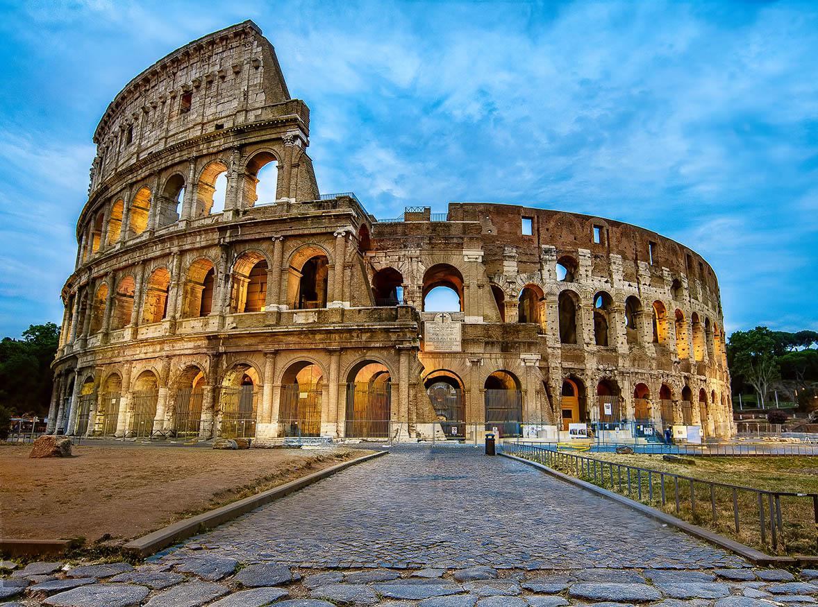 Giuseppe Sapori - The heart of Rome