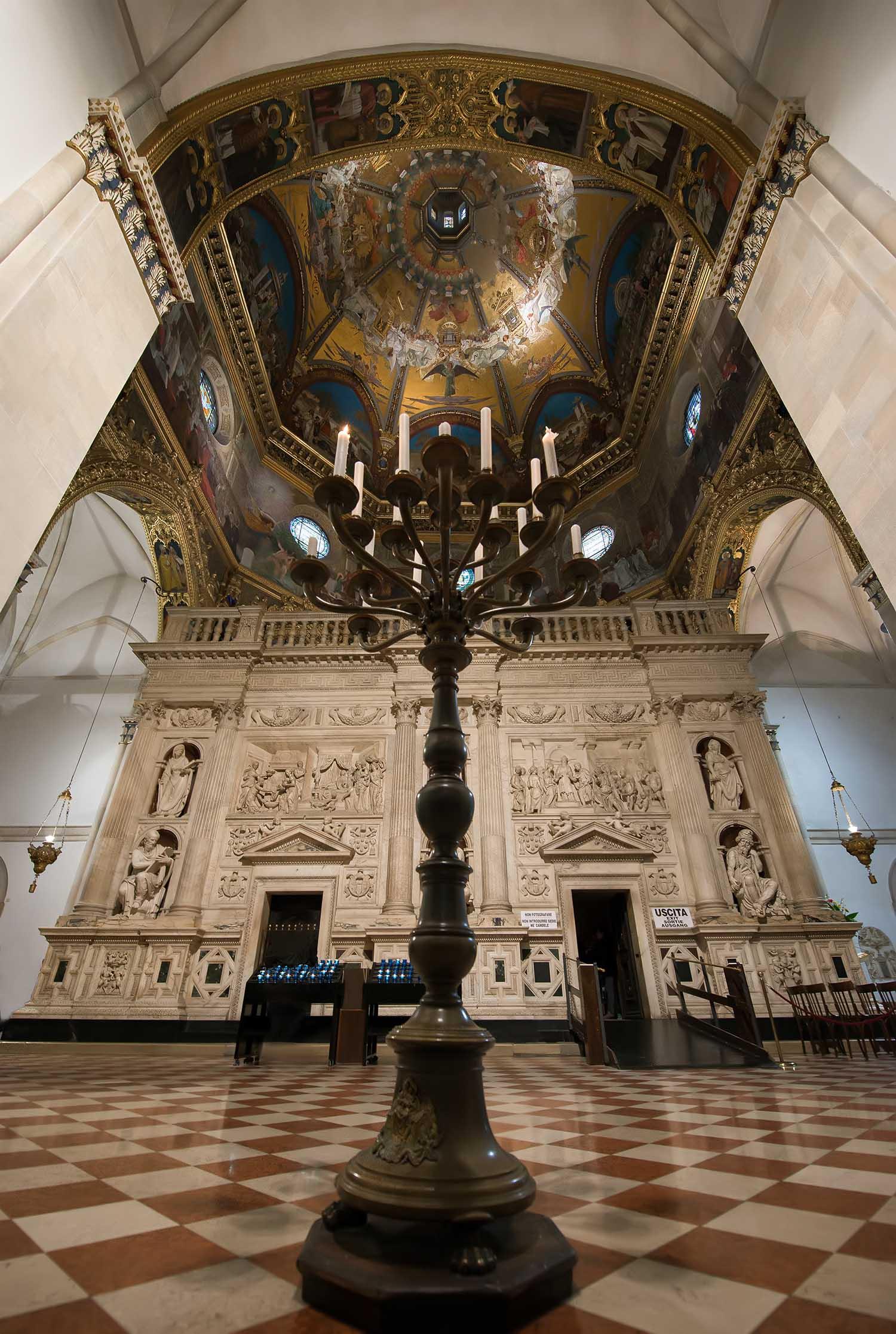 Giuseppe Sapori - The holy house