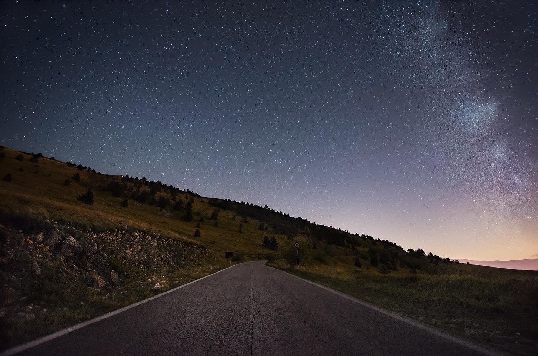 Giuseppe Sapori - Road to the stars